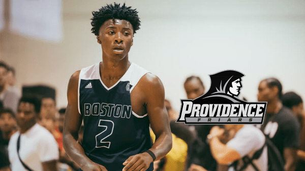 2018 David Duke Commits to Hometown Providence Friars